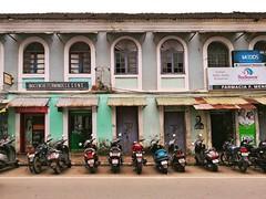 #Goa #Panjim #Streets #Cities #Honor8 #India #Travel #Photography #Panaji #life #vespa #shops #highstreet (VaibhavSharmaPhotography) Tags: goa panjim streets cities honor8 india travel photography panaji life vespa shops highstreet