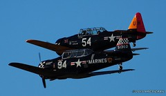 Hop around the patch (arcticrail) Tags: reno races rara racing race airplane aircraft airshow air action aviation airraces airplanes nikon nevada 2015 reno2015 september stead field t6 at6 northamerican trainer