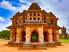 Lotus Mahal (VickVision) Tags: hampi india karnataka canon80d canon 80d wide angle lens camera gear wideangle canon80dwideangle canon80d1018 1018mm heritage landscape landscapes photography scene photographer clouds beautiful