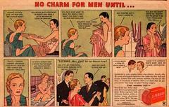 Soap Lady (kevin63) Tags: lightner women advertisement soap deodorant dancing girlart thirties cutindancing bodyodor solution bathtub stockings
