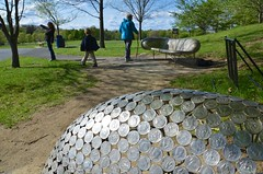 By The Coin Furniture (Joe Shlabotnik) Tags: 50cent halfdollars everett sue nickels 2016 chair stormking may2016 couch nancy afsdxvrzoomnikkor18105mmf3556ged coins