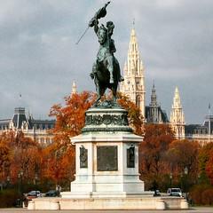 Fall in Vienna, Austria  (odeh3) Tags: beautifulplace travel voyage roadtrip europe austria fall fallseason autumn automne autriche vienne vienna
