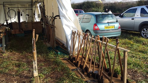National Hedgelaying Championships - Aldford Farm, Aldford, Chester, Cheshire - 22-10-16 (2)