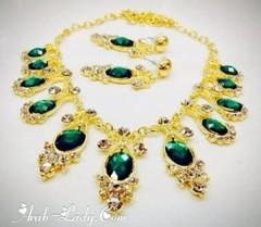مجموعة فاخرة من أطقم المجوهرات (Arab.Lady) Tags: مجموعة فاخرة من أطقم المجوهرات