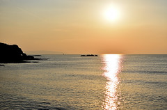 Sunset Series (Jonny_Kerr.) Tags: northernireland ni northern nikon nireland ireland water sea sky sharp dof d5500 sun atlantic uk unitedkingdom portrush jonny jonnykerr