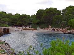 Cala Sa Nau, Mallorca, Spanien (Anne O.) Tags: 2015 balearischeinseln migjorn spanien calasanau panoramio6954847125642659