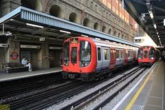 Bombardier S8 Stock DM Car #21108 & 21160 (busdude) Tags: bombardier s8 stock dm car driving motor tfl transport for london underground londonunderground s sstock