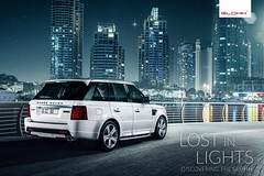 Lost in Light (CiprianMihai) Tags: range rover car rangerover dubai cit city light lights automotive auto automobile automotivephotography uae ciprianmihai canon cars ciprian travel dream