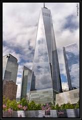 Freedom Tower NYC (mariogdb) Tags: nyc newyork nuevayork torre tower libertad liberty manhattan freedomtower oneworldtradecenter
