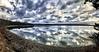 Reflections on Jackson Lake, Grand Teton National Park (Cooke Photo) Tags: lake water reflections jacksonhole wyoming americanwest grandtetonnationalpark thetetons mountains trees clouds skies cloudyskies sunset nature nationalpark jacksonlake jacksonholewyoming