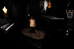The Invited (Chatwick Harpax) Tags: haunted house hauntedhouse ghoststory ghost spooky scary shiver fright story boo creepy scream foreboding gloomy terror moan hauneddolls doll midnight cellar attic shadows specter hairraising chilling halloween witch spook spirit