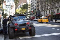 Mr Piff NYC (Douglas Garner) Tags: mr piff nyc jeep