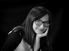 Molly (Boxertrixter) Tags: child daughter nikond700 dslr nikkor50mmf14d fullframe monochrome blackandwhite portrait