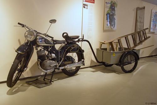 1952 NSU 201 ZB Lux _a