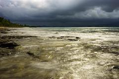 DSC00561 (Licran) Tags: mayotte sea cloud sky water island beach boat sand mer nuage ciel plage sable bateau trombe
