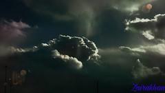 Sky is the limit (zairakhan) Tags: clouds nightphotography stormy winters bokeh editing laytonutah