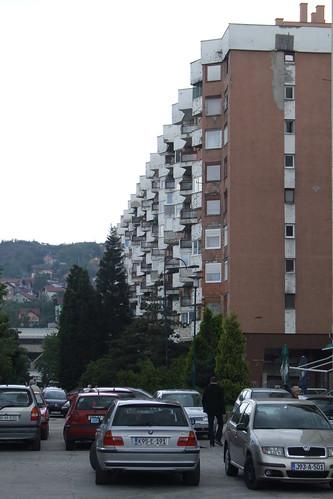 Apartment buildings, 27.05.2012.