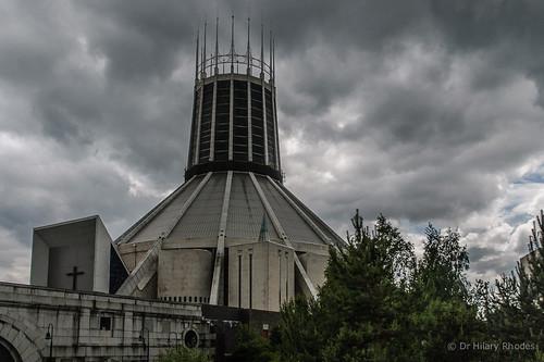 Liverpool Metropolitan Cathedral of Christ the King Lantern