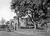 Castle Gate, Mohill, Co. Leitrim 1900-1939 retouched (Old Irish Photo Rescue) Tags: nationallibraryofireland eason 20thcentury castle mohill leitrim connacht