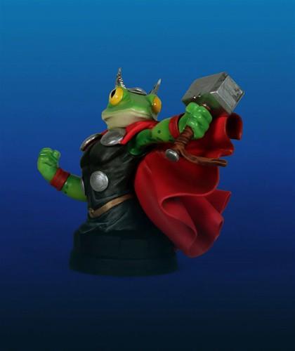 史上最強青蛙索爾