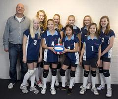 2011 Meisjes C1 - Tr. Fokke Meijer