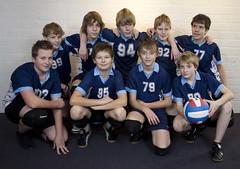 2011 Jongens B2 - Tr. Hendrik de Groot