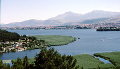 Ioanna Lake. (Eye2Eye2You2) Tags: lake greece frogs inland eels mosquitoes ioannina swarms