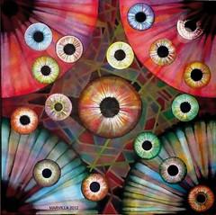 Tolerancia (Tolerance) (Marvillas) Tags: original abstract painting acrylic colours arte shapes colores canvas creation formas abstracto pintura lienzo marvilla acriacutelico