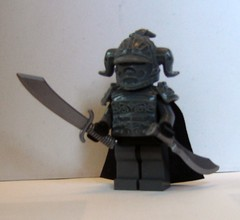 Judge Magister Gabranth (ChocoBricks Customs) Tags: lego custom squareenix finalfantasy ffxii ff12 finalfantasyxii judgemagistergabranth