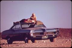 1967 Pontiac Ventura - May 1972 [Public Domain] (KurtClark) Tags: hardtop catalina nevada 1967 pontiac 1972 ventura bonneville sunbathers publicdomain environmentalprotectionagency documerica usnationalarchives