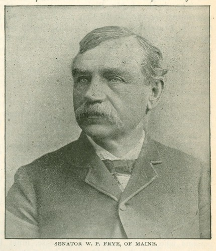 William Pierce Frye (1830-1911)
