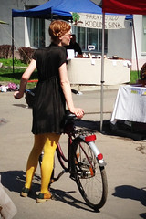 tallinn cycle chic (Tallinn Cycle Chic) Tags: bicycle tallinn bikes dresses skirts kalamaja kalamajapevad tallinncyclechic