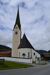 The Heart of Niederau (SL) (Crystal Summer) Tags: salzburg church austria community religion niederau