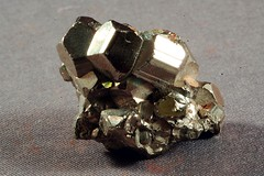 Pyrite (ToonFox42) Tags: rock mineral ore gem