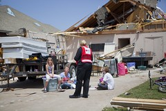 Oklahoma Tornadoes 2013 (American Red Cross) Tags: family children health damage nurse redcross 2013 usaoklahoma photographerfrenkel