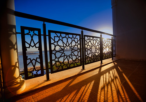 Zabeel Saray Balcony Sunrise