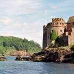 Château de Dartmouth et château de Kingswear, Devon, Angleterre, Royaume-Uni. thumbnail