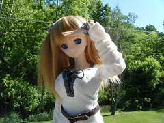 Sakura (DefectiveAngel) Tags: dd volks fatestaynight dollfiedream sakuramatou dddy