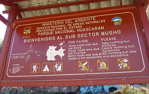 Parque Nacional Huascarán, Cordillera Blanca