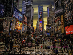 New York State of Mind (Kris Kros) Tags: photoshop kris hdr kkg photomatix kros kriskros hdrunleashed