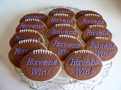 Raven's Win!
