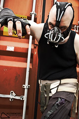 Bane (Alchemist Photography) Tags: comics costume cosplay batman dccomics villain bane animenext knightfall