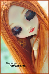 Ashura - Pullip Custom (Yuffie Kisaragi) Tags: girl doll ashura pullip poison custom obitsu rewigged rechipped youtsuzu