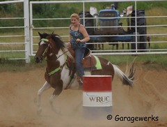 DSC00886a (Garagewerks) Tags: horse oklahoma sport race america cowboy child country barrel american rodeo cowgirl countryliving barrelracing barrelrace