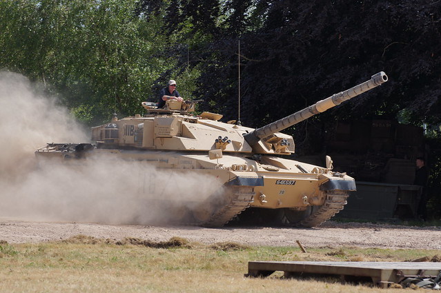 Challenger 1 Main Battle Tank