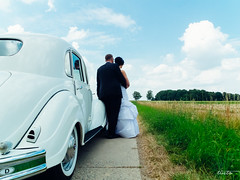 Taking off (tinto) Tags: wedding groom bride hochzeit x10 limbach waldenburg mühlau vsco fujix10 vscofilm marcoundkatrin vscofilm04
