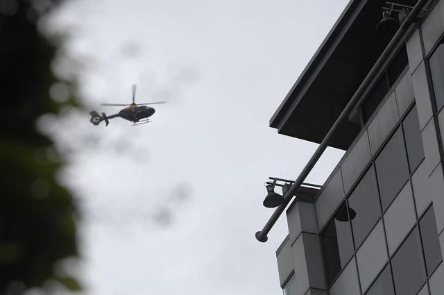 Exercise Arden - MOCK terror attack - Birmingham