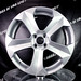 VOLCANO LANINI BMW X6 / PRATA