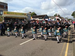 Cowal Highland Gathering 2013 (RS Pictures) Tags: drums scotland argyll pipes pipe band scottish games highland bands gathering marching drummers pipers dunoon cowal 2013