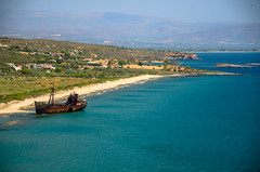 DSC_5033.jpg (-eudoxus-) Tags: nikon flickr ship mani greece shipwreck stranded peloponnese dimitrios 2013 d7000